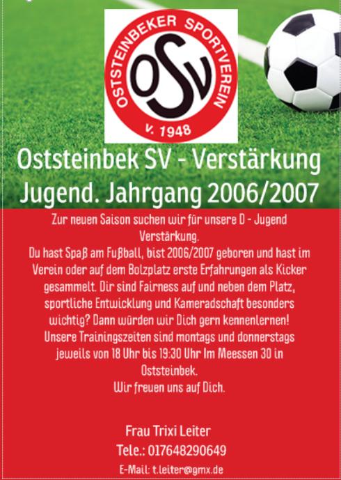 Oststeinbeker Sportverein